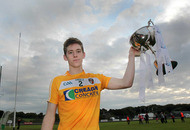 Antrim overcome half-time deficit to win Ulster U21 title