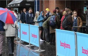 Boojum fans - grab a free burrito at new Belfast branch