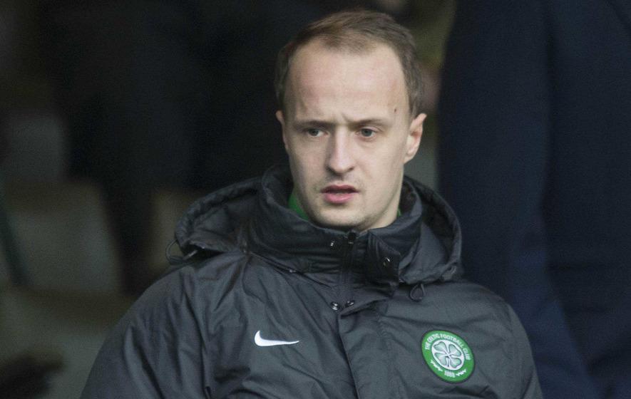 Celtic FC's Leigh Griffiths brands Igor Shitov clash 'handbags' as Astana take to Twitter
