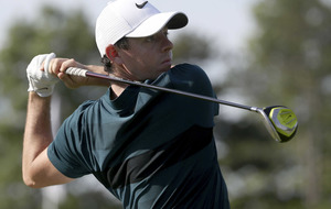Rory McIlroy struggles to get going at US PGA in New Jersey