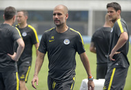 Pep Guardiola confirms Machester City interest in John Stones and Leroy Sane