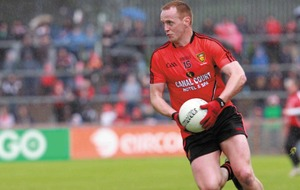 Mayobridge's Benny Coulter a doubt for championship opener