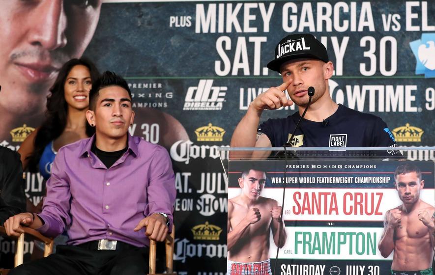 Selby wants the victor of Santa Cruz v Frampton
