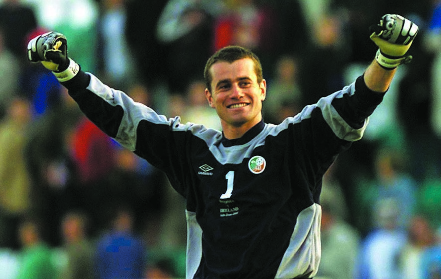 Shay Given brings an end to a 20-year Republic of Ireland career