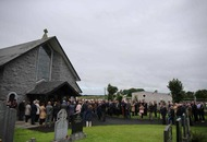Death of jockey JT McNamara not in vain mourners told