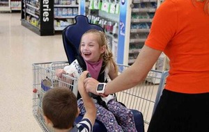 Trolley 'makes huge difference' to special needs families