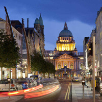 Building on resilience to secure Belfast's global business position