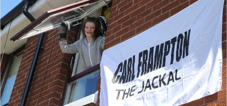 Carl Frampton Fans In Belfast Gear Up For Boxer S New York
