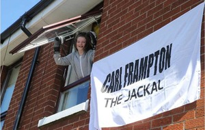 Carl Frampton fans in Belfast gear up for boxer's New York bout