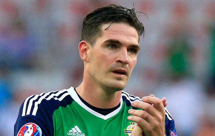Kyle Lafferty Charged By Fa With Misconduct Over Betting