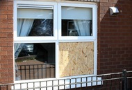 Shots fired through window of west Belfast home
