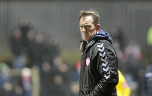Derry City battle for a point against Sligo Rovers