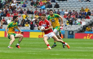 Patrick McBrearty shines in Donegal win over Cork