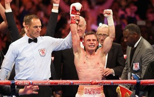 Carl Frampton wins WBA Super World Featherweight title with historic win in New York