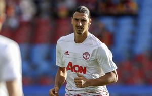 Zlatan Ibrahimovic takes three minutes to score debut goal