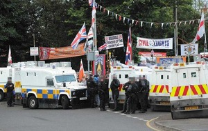 County Grand Lodge of Belfast 'supports' Ardoyne parading deal