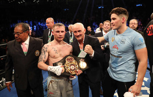 Carl Frampton hailed a 'true champion' after NYC title glory