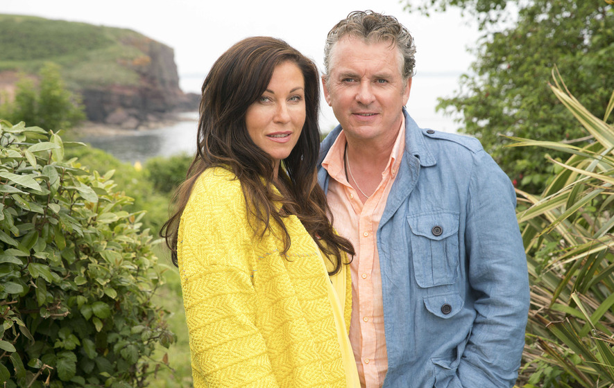 Eastenders pair arrive in Ireland for Redwater spin-off