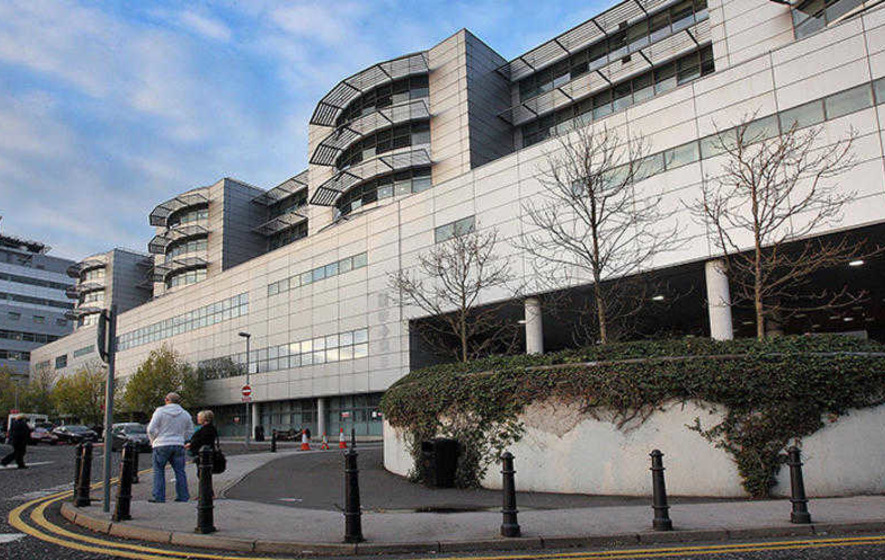 Audit shows majority of patients at the Royal had no need to be there after seven days