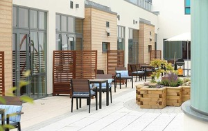 NI Hospice's family gardens complete after donation