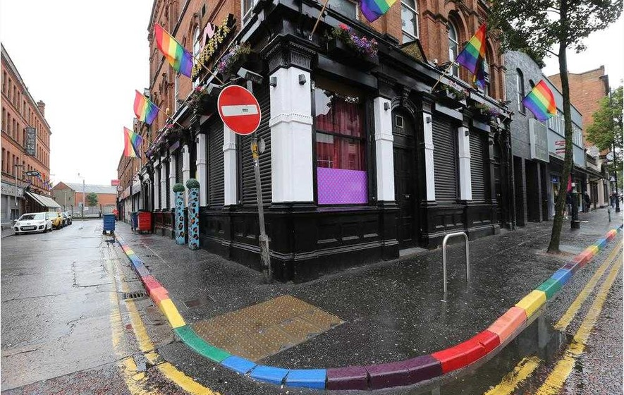 Pub plans to close Belfast street for nine hours for Pride party