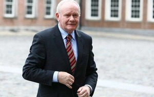 Martin McGuinness voices fresh Tony Taylor detention concerns