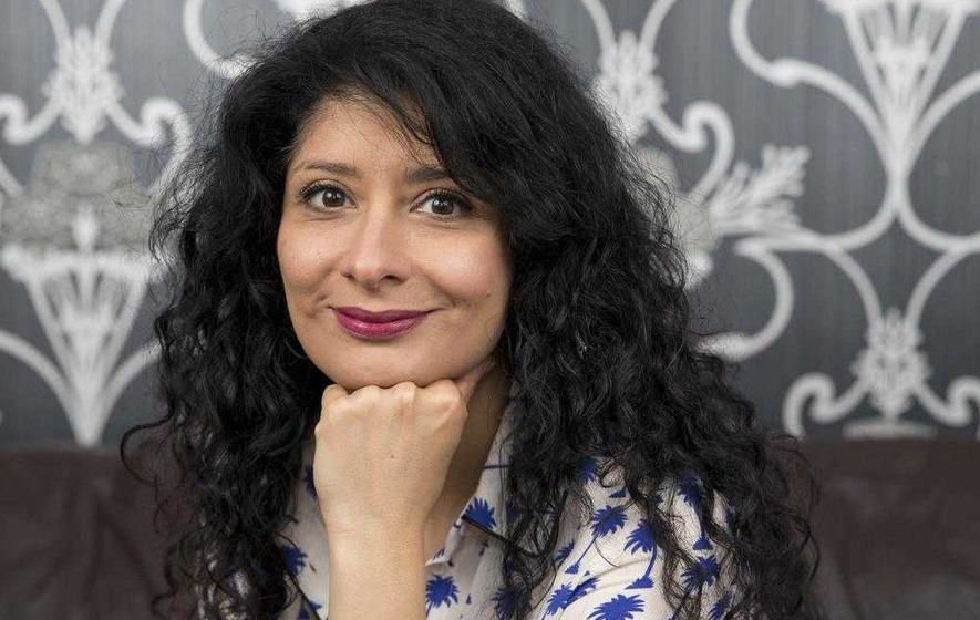 Comic Shappi Khorsandi's new novel is a sobering read