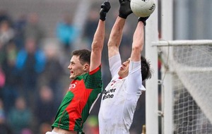 Mayo must change tact to beat Tyrone - Billy Joe Padden