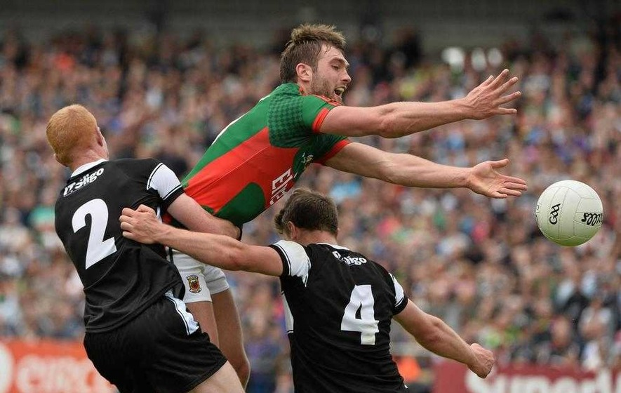 Mayo reliant on traditional strengths: Billy Joe Padden