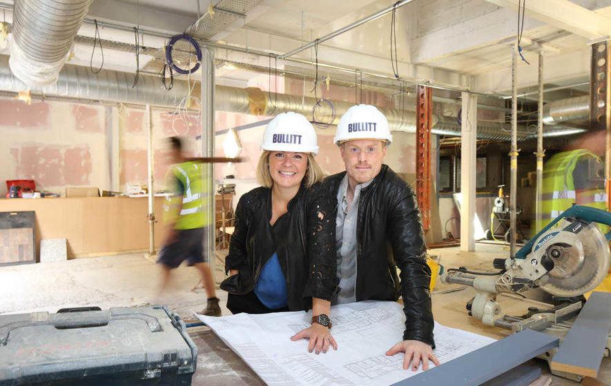 Beannchor's new £4 million hotel Bullitt unveiled in Belfast
