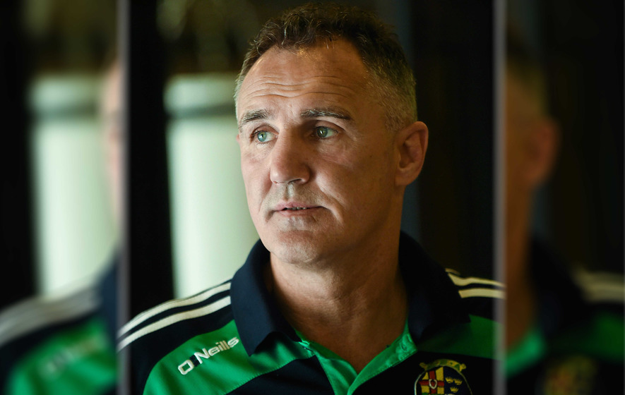 Walsh 'disgusted' by reports his exit cost Ireland medals