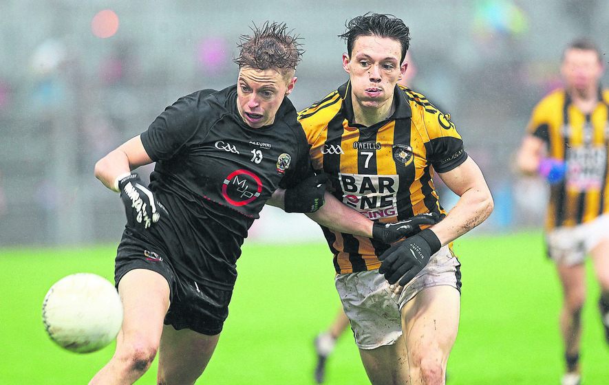 Burren and Kilcoo set to face-off in Down SFC round two