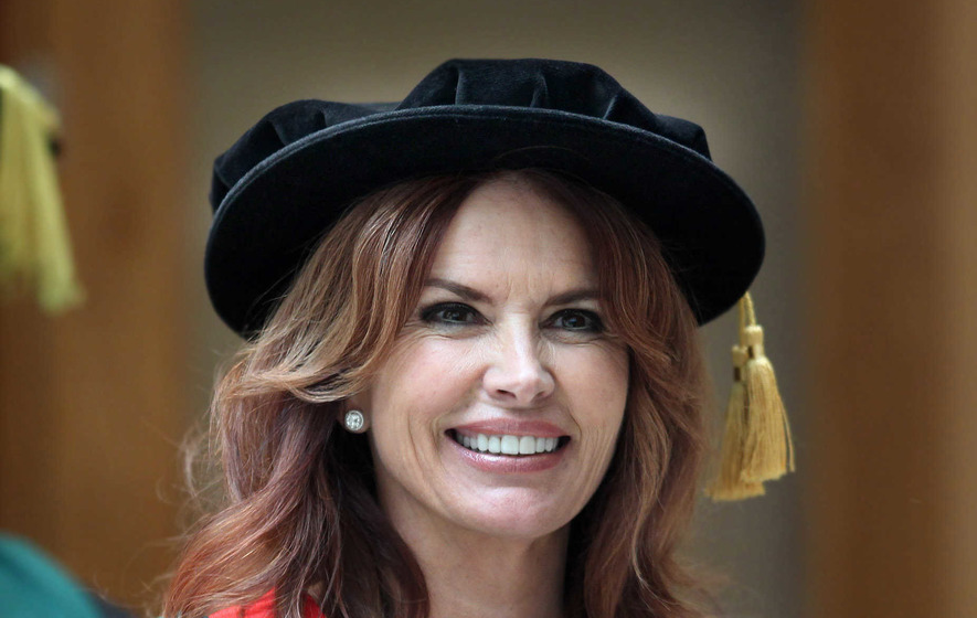 Hollywood Walk of Fame star for Derry actress Roma Downey