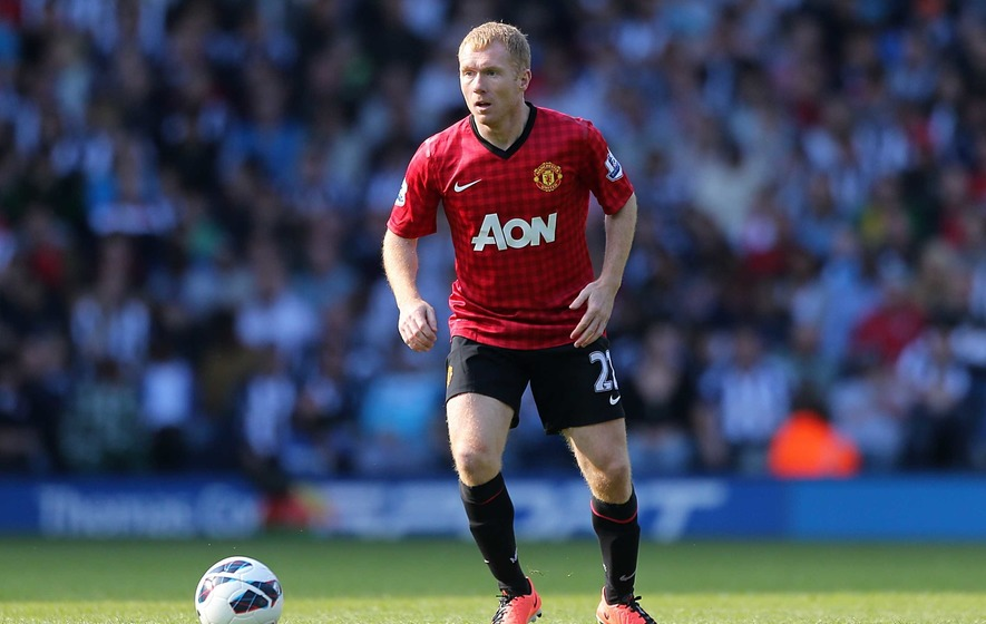 On This Day - August 3 2004: Paul Scholes announced his retirement from international football