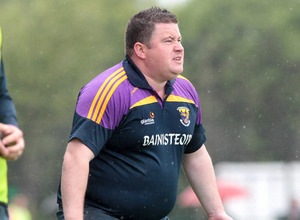 David Power steps down as Wexford manager