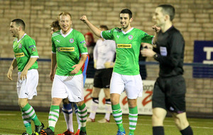 Could Joe Gormley link up with Liam Boyce again?