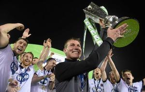 Dundalk boss Stephen Kenny: 'money never discussed ahead of BATE Borisov win'