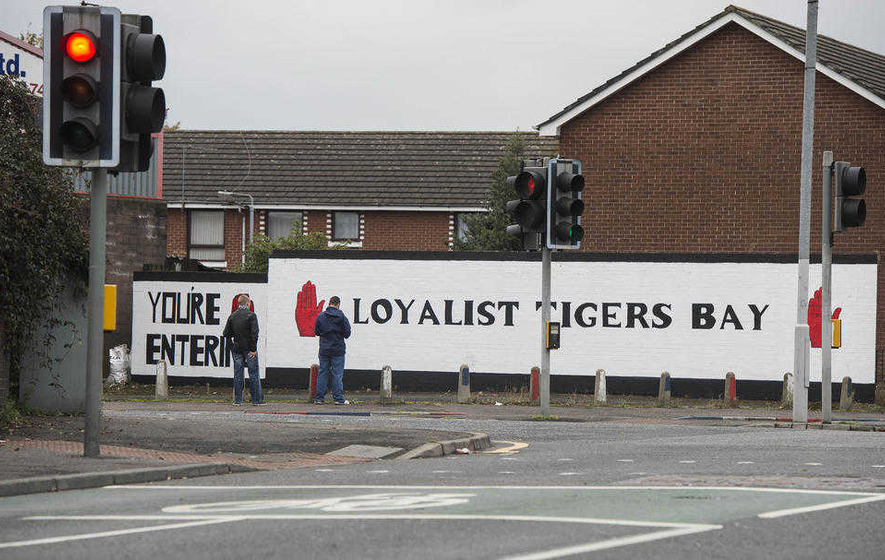 North Belfast UDA 'on their own' against Mount Vernon UVF