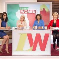 Tearful Hewson announces she's leaving Loose Women