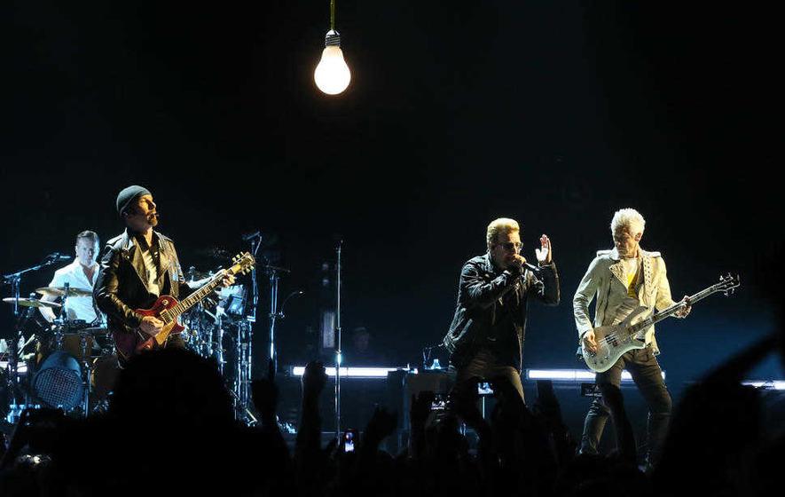 U2 Delay Next Album To 2017