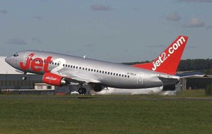 Jet2.com to ban sale of alcohol on all flights before 8am