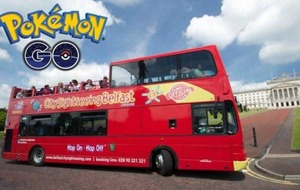 Belfast tour company now offering Pokemon hunts