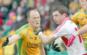 Glenullin star Gerard O'Kane steps down from Derry duty with a bagful of memories