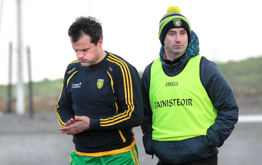 Notions on Michael Murphy's fitness 'crazy' - Rory Gallagher