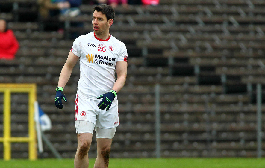Tyrone team unchanged for quarter-final with Mayo