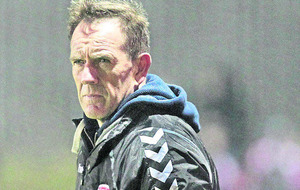 Kenny Shiels urges Derry City to continue with attacking style