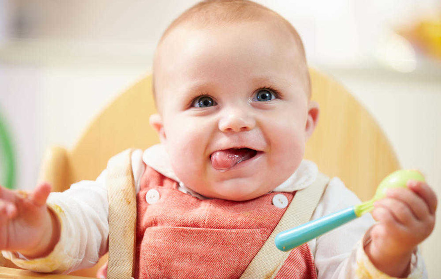 Baby's first solids: how to make the transition to 'finger foods'