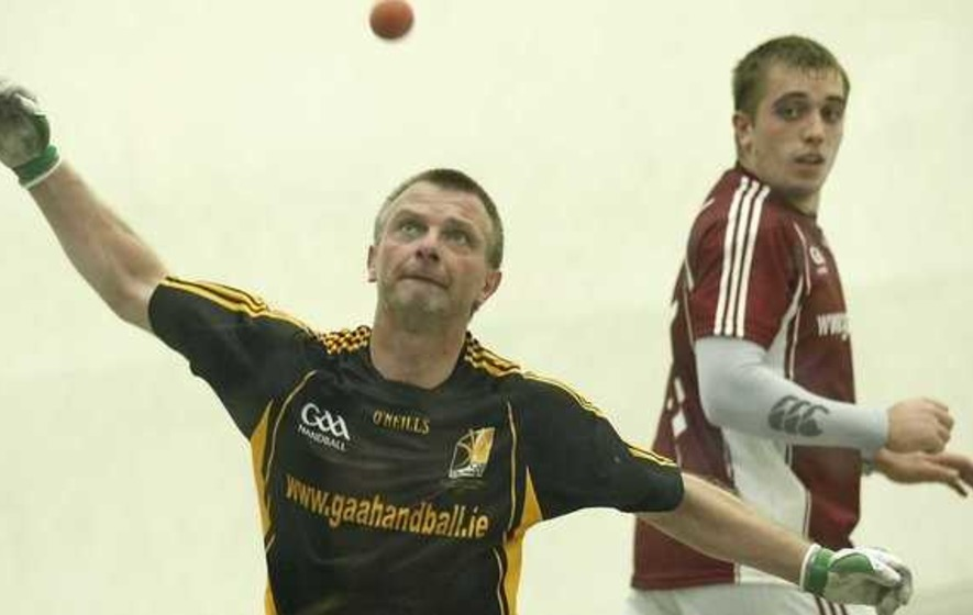 Tributes flood in for handball legend Michael 'Ducksy' Walsh