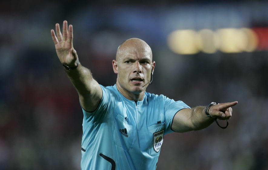 On This Day: 6 August 2014- Howard Webb retires as a referee