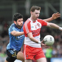 Derry star Mark Lynch pays tribute to Gerard O'Kane, claiming '[he] will always be my captain'